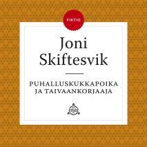 Cover for Puhalluskukkapoika ja taivaankorjaaja