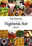 Bokomslag för Vegetarisk fest: Mjölkfritt
