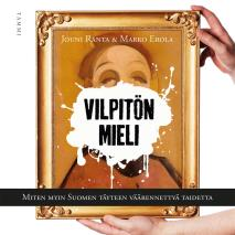 Cover for Vilpitön mieli