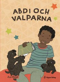 Cover for Abdi och valparna