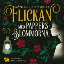 Cover for Flickan med pappersblommorna