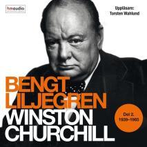 Omslagsbild för Winston Churchill. Del 2, 1939-1965
