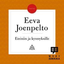 Cover for Eteisiin ja kynnyksille