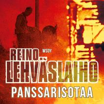 Cover for Panssarisotaa