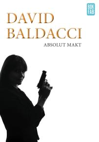 Cover for Absolut makt