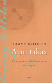 Cover for Ajan takaa