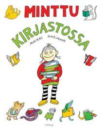 Cover for Minttu kirjastossa