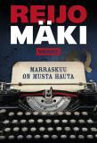 Cover for Marraskuu on musta hauta