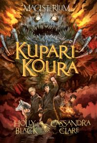 Cover for Kuparikoura