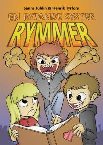 Cover for En rytande syster rymmer