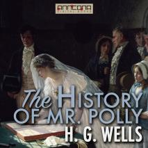 Cover for The History of Mr. Polly