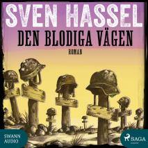 Cover for Den blodiga vägen