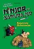 Cover for Ninjor mot samurajer 4 - Monstrets förbannelse