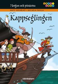 Cover for Morgan och piraterna: Kappseglingen