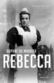 Cover for Rebecca