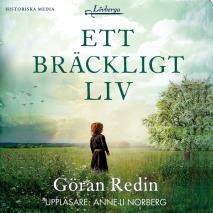 Cover for Ett bräckligt liv