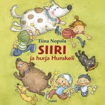Cover for Siiri ja hurja Hunskeli