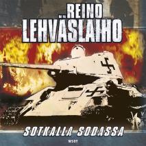 Cover for Sotkalla sodassa