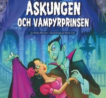 Cover for Askungen och vampyrprinsen