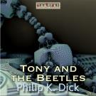 Omslagsbild för Tony and the Beetles