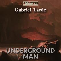 Omslagsbild för Underground Man