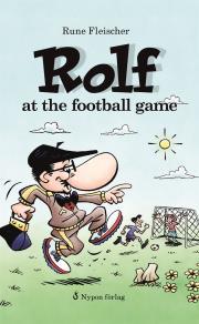 Omslagsbild för Rolf at the football game