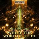 Bokomslag för Where the World is Quiet