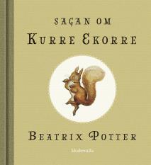 Omslagsbild för Sagan om Kurre Ekorre