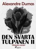 Bokomslag för Den svarta tulpanen II