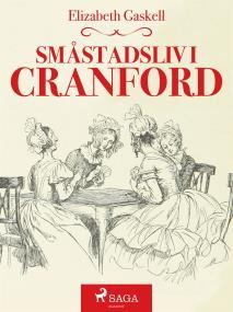 Cover for Småstadsliv i Cranford