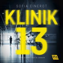 Cover for Klinik 13