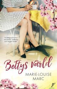 Omslagsbild för Bettys Värld