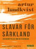 Bokomslag för Slavar för Särkland : En berättelse om östvikingar