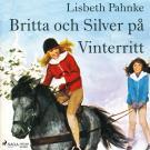 Bokomslag för Britta och Silver på Vinterritt