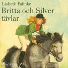 Bokomslag för Britta och Silver tävlar