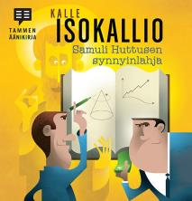 Cover for Samuli Huttusen synnyinlahja