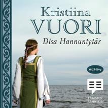 Omslagsbild för Disa Hannuntytär
