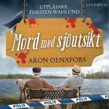 Cover for Mord med sjöutsikt