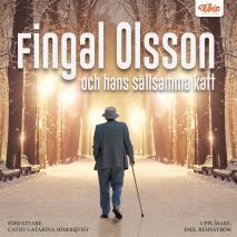 Cover for Fingal Olsson och hans sällsamma katt