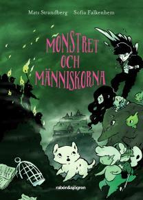 Cover for Monstret och människorna