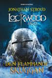 Cover for Lockwood & Co. 4 - Den flammande skuggan