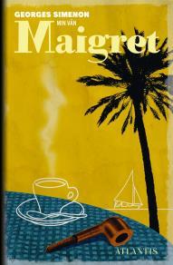 Omslagsbild för Min vän Maigret