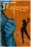 Omslagsbild för Maigret på nattklubb