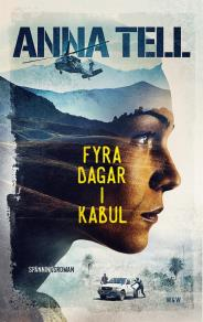 Omslagsbild för Fyra dagar i Kabul