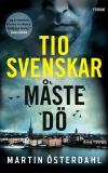 Bokomslag för Tio svenskar måste dö
