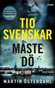Cover for Tio svenskar måste dö