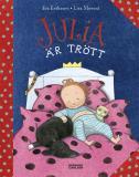 Bokomslag för Julia är trött