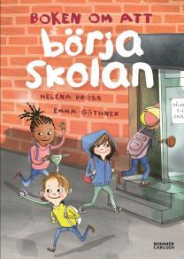 Omslagsbild för Boken om att börja skolan