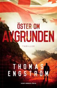 Cover for Öster om avgrunden