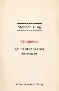 Cover for Att skriva : En hantverkares memoarer